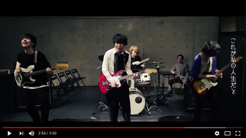 insomnia girl『10分前後の戦争』ミュージックビデオ